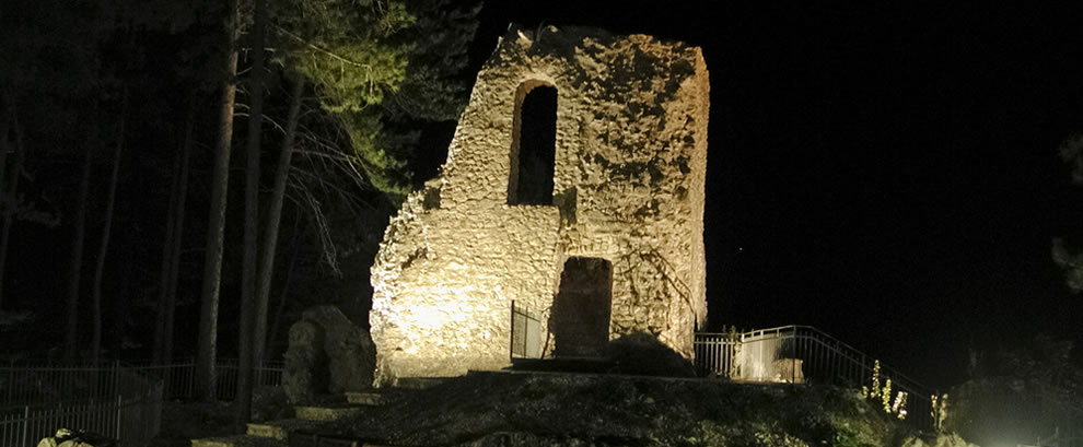 Ruderi di Rocca Cenci